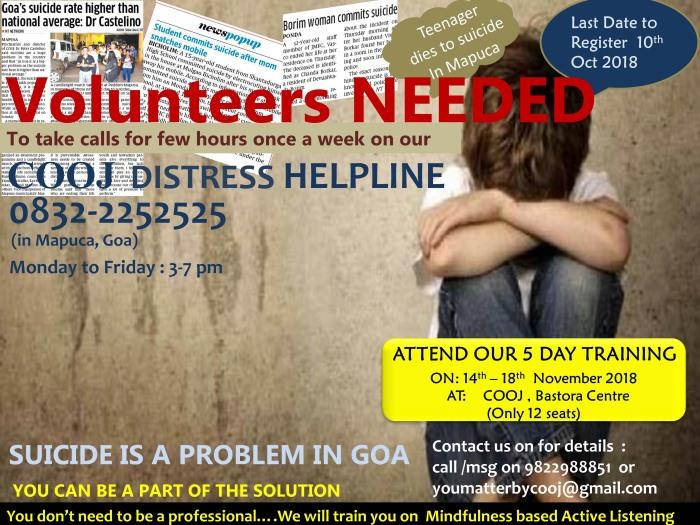 Volunteer Helpline