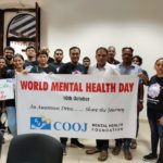 World Mental Health Day 2019- Awareness Creation conducted at Mapusa Market